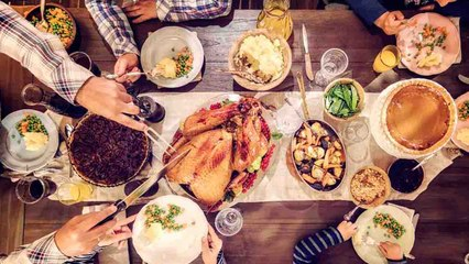 How To Avoid Falling Into Unhealthy Eating Habits Over The Holidays