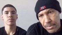 Lavar & LaMelo Ball REACT To Rumors Of Lonzo Ball Being Traded!