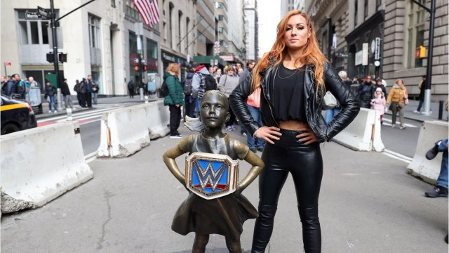 Becky Lynch Says She Resented Ronda Rousey
