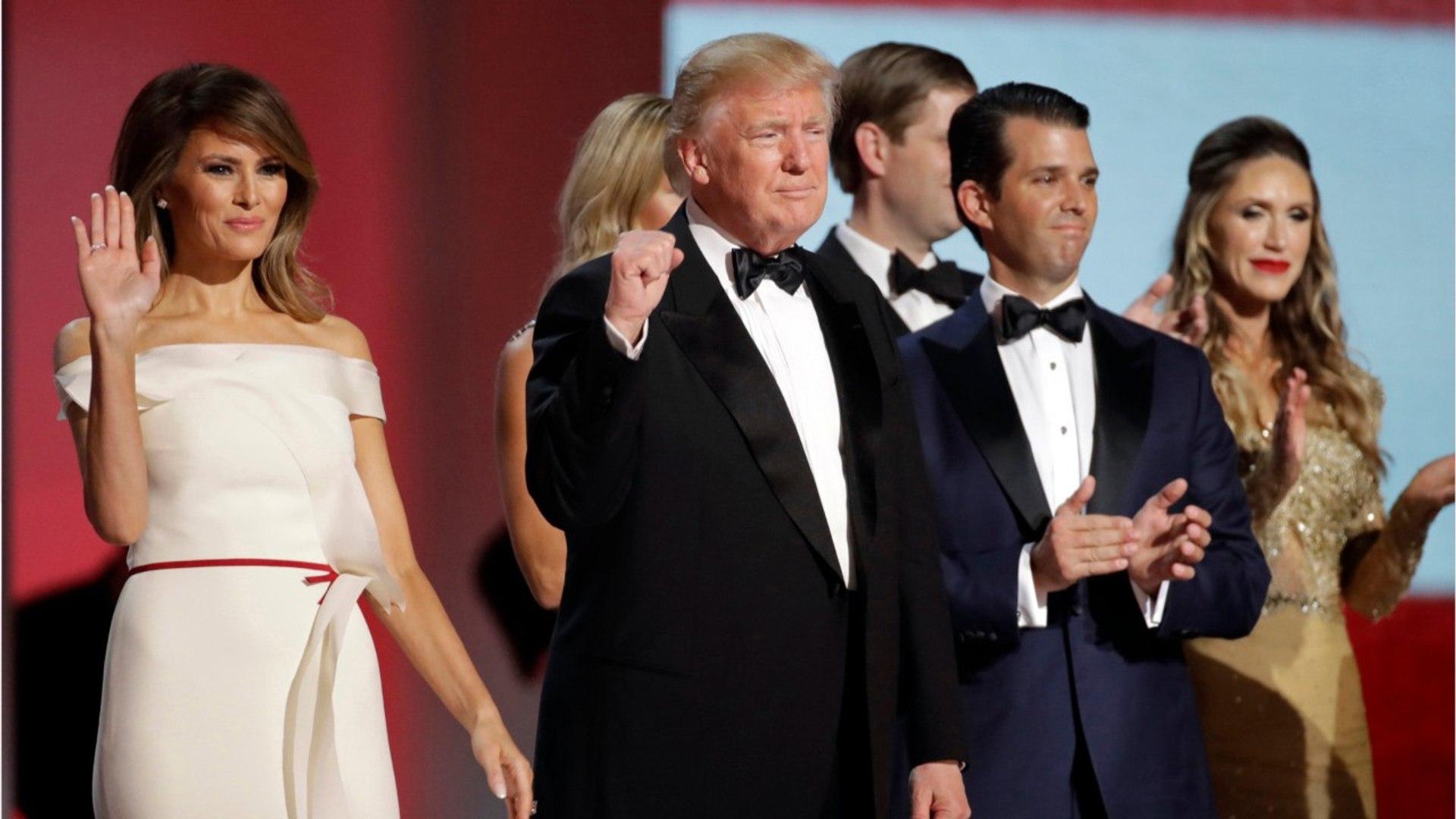 Report Says Trump Inauguration Money Went To Trump Organization