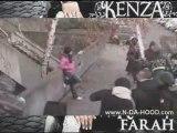 Making of kenza farah feat sefyu lettre du front