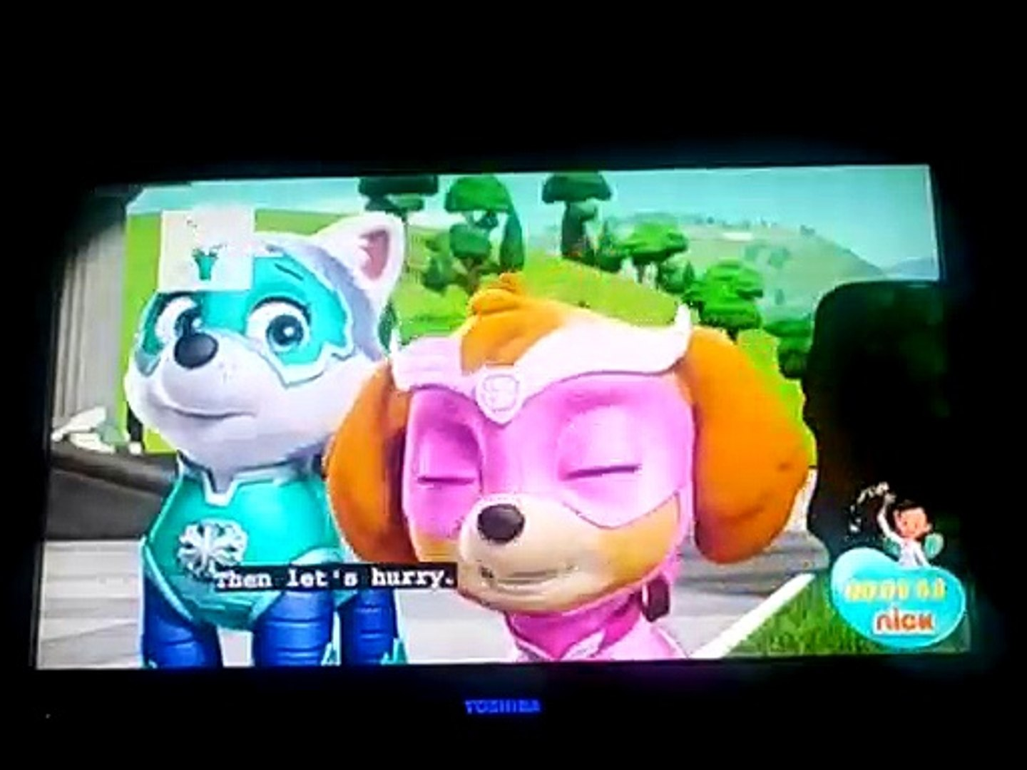 Paw Patrol S5Ep25 - Mighty Pups 5/5