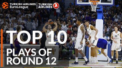 Regular Season, Round 12: Top 10 plays