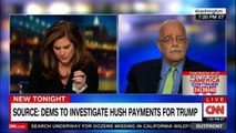 Erin Burnett speaking with Rep. Gerry Connolly about Source: Dems to investigate Hush payments for Donald Trump. #ErinBurnett #CNN #News #Breaking #DonaldTrump #HushMoney
