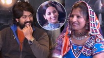 #KGF Star Yash Superb Punch To Anchor | Rocking Star Yash Exclusive Interview Part 1
