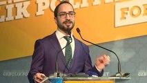 Yerel Yönetimler ve Gençlik Politikaları Forumu - Hilmi Türkmen