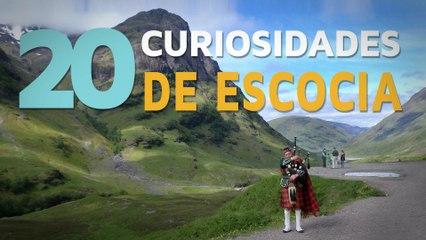 20 Curiosidades de Escocia | El país de las leyendas
