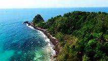 Đến Kiên Giang đắm chìm trong nét thơ mộng của những hòn đảo đưa máy lên chụp là đẹp miễn chê