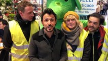 Sarrebourg : quand l'humoriste Willy Rovelli rencontre des Gilets jaunes...