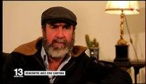 """Rencontre avec Eric Cantona pour """"Lettres à Nour"""""""