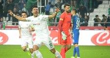 Konyasporlu Adis Jahovic İçin Kurban Kestiler, İlk Maçta 2 Gol Attı