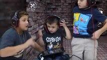 EYES!!!! EVERYWHERE!!!!! (FGTEEV gets GURKEY w- Chase, Shawn & Mike)