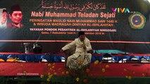 Detik-detik KH Buchori Amin Meninggal Dunia Saat Ceramah