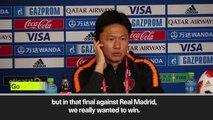 Eng Sub: 'Kashima Antlers want revenge on Real Madrid' coach Go Oiwa