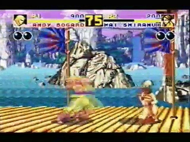Gamest Video Vol.5 - Garou Densetsu 2 - Saikyou Battle 餓狼伝説2