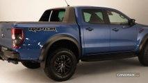 Présentation - Ford Ranger Raptor : l'épouvantail qu'on ne verra pas dans nos champs
