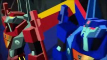 Transformers: Cyberverse S01E16 The Extinction Event