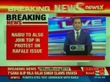 Chandrababu Naidu to attend total three oath taking ceremonies congress CMs