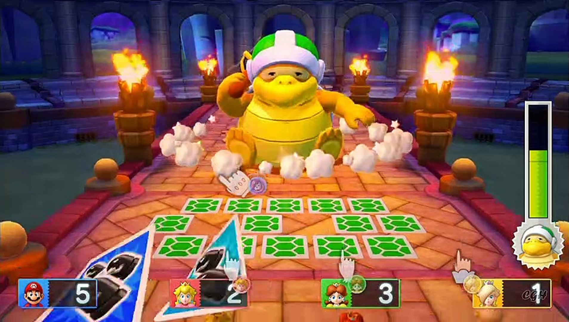 Mario Party 10 - All Mini Boss Battles (Master CPU)