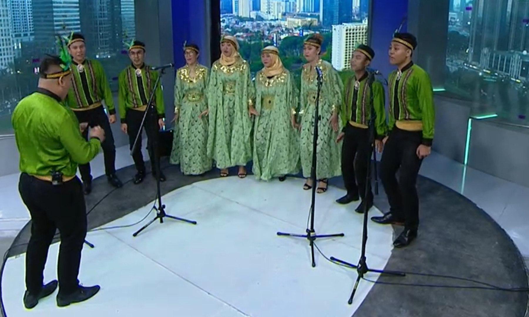 Jakarta Youth Choir - Toki Tofa (beat The Tifa)