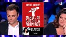 """Christine Angot tacle Cyril Hanouna dans ONPC : """"On ne peut pas dire que ce soit vraiment exigeant"""" - Regardez"""