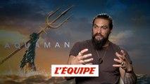 Aquaman, une préparation de champion - Extra - Cinéma