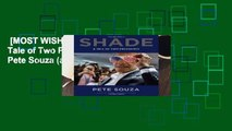 [MOST WISHED]  Shade: A Tale of Two Presidents by Pete Souza (author)