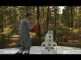 SNOWMEN HUNTERS Ep 26: Reservoir Snowmen