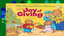 [NEW RELEASES]  Berenstain Bears and the Joy of Giving The (Berenstain Bears/Living Lights) by