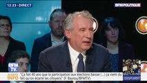 """Grand débat national: François Bayrou affirme que """"si on le fait bien, on va changer l'avenir du pays"""""""