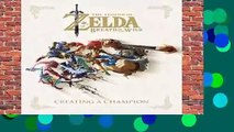 [GIFT IDEAS] The Legend of Zelda: Breath of the Wild - Creating a Champion by Nintendo