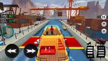 Water Boat Taxi Simulator 2018 - Water Boat Driver Simulation - Android Gameplay FHD