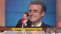 """Nicolas Bay : """"Je n'ai aucune haine personnelle, je combats la politique [d'Emmanuel Macron] et les effets de sa politique"""""""