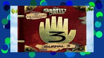[NEW RELEASES]  Gravity Falls: Journal 3 by Rob Renzetti