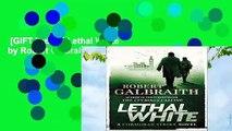 [GIFT IDEAS] Lethal White by Robert Galbraith