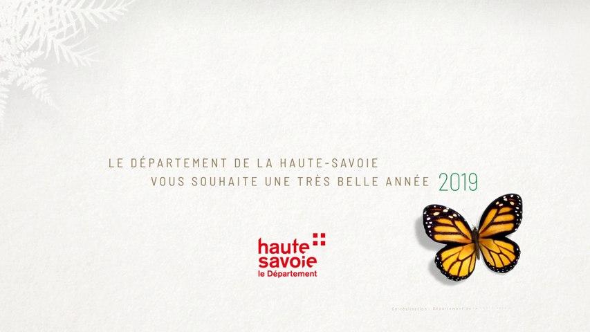 Voeux 2019 du Département de la Haute-Savoie