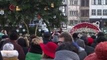 Strasbourg: Un millier de personnes en hommage aux victimes