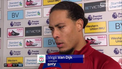 Mane & Van Dijk's post-United interview