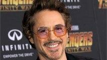 Robert Downey Jr. Posts About 'Avengers: Endgame'