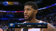 Walkoff Interview: Paul George - 12/15