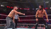 Seth Rollins Vs Dean Ambrose - WWE TLC 16th December 2018