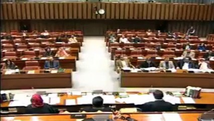 Waleed Iqbal's First Speech In Senate