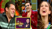 The Kapil Sharma Show PROMO Out: Salman Khan, Ranveer Singh, Sara Ali on laughter ride | FilmiBeat