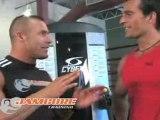 Julien Greaux Shoulder workout /entrainment epaule