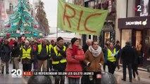 Gilets jaunes : Le Référendum d'Initiative Citoyenne, qu'est-ce que c'est exactement ? Regardez