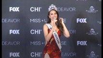 Miss Univers 2019 veut continuer son combat contre le sida