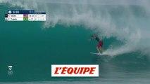 La vague de 8,67 de Kelly Slater face à Filipe Toledo au Pipe Masters - Adrénaline - Surf