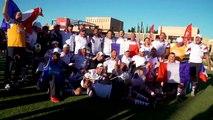FootGolf : les autres Bleus champions du monde