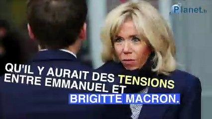 Des tensions au sein du couple Macron ?