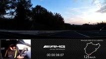 VÍDEO: Mercedes-AMG GT 63 S 4MATIC+, ¡habemus nuevo récord en Nürburgring! Vuelta completa